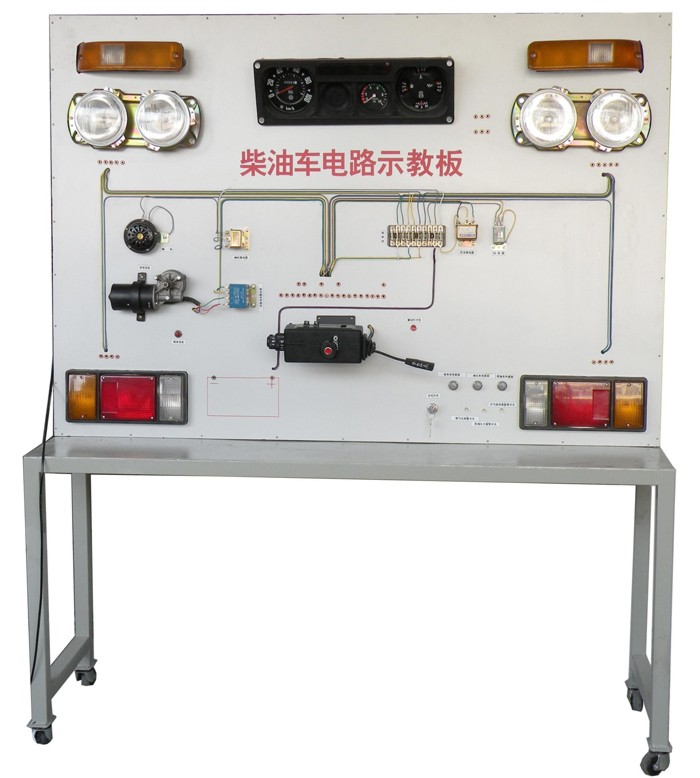 电控柴油车电路图集