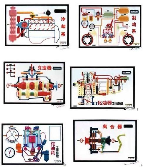 东风eq1090,解放ca1091汽车程控电教板