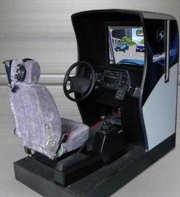 汽车驾驶模拟器在机动车驾驶技能培训中的应用