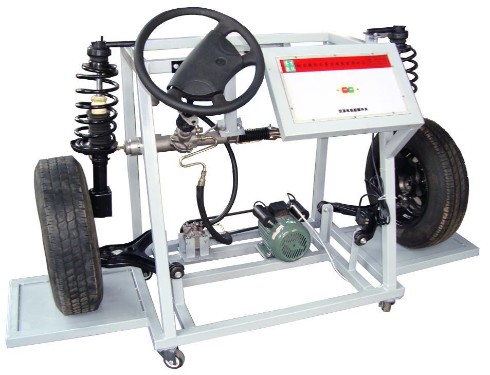 汽车仿真电路实习台,桑塔纳时代超人全车电器实训台