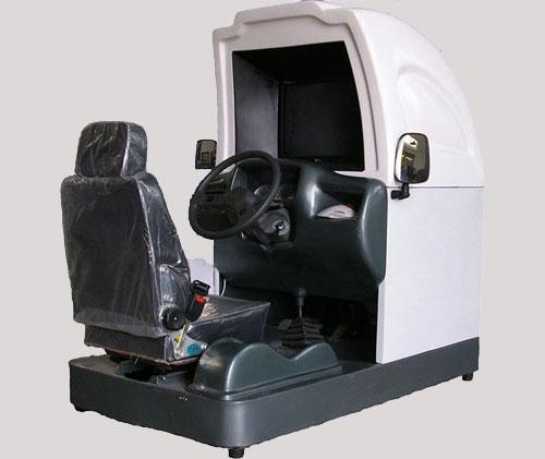 飞机驾驶模拟器 教学版上海嘉育汽车教学设备,汽车驾驶训练模拟器