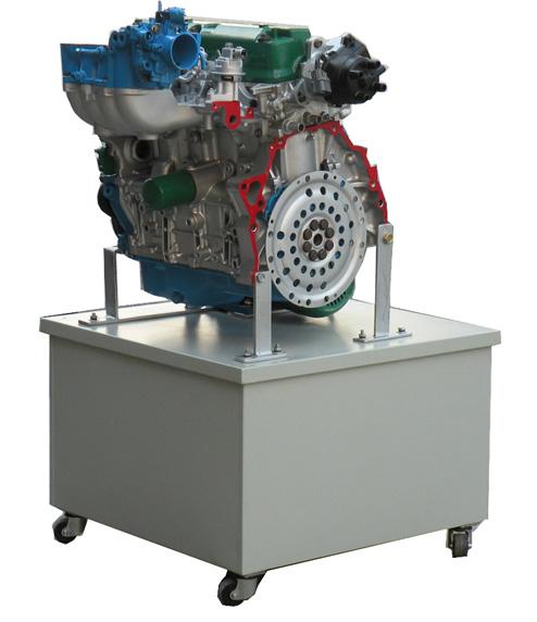 桑塔纳发动机解剖模型jy-j105   95.