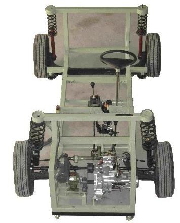动力转向系统实验台(液压助力)