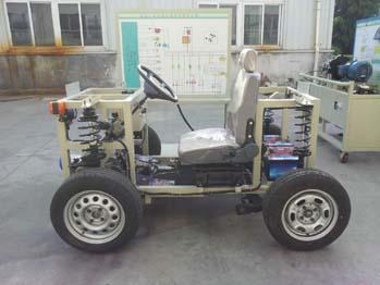 宝马523发动机实验台,上海汽车教学用电动动力传动