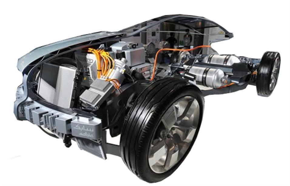 新能源汽车整车解剖模型,最好的汽车教学模型,便宜的太阳能电动汽车