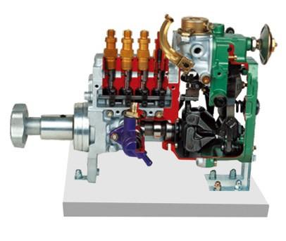 汽车发动机及零部件解剖模型整体部件说明-汽车驾驶
