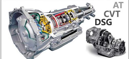 图解汽车(7) 3种自动变速箱结构解析