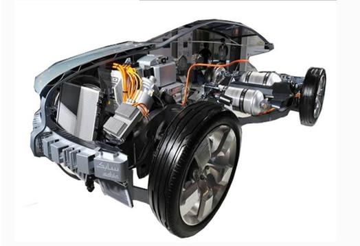 汽车教学设备新能源汽车整车解剖模型